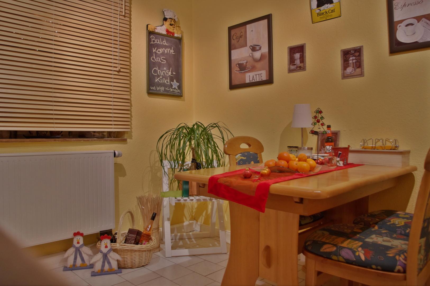Meine Kleine Kuche Foto Bild Mobel Sitzmobel