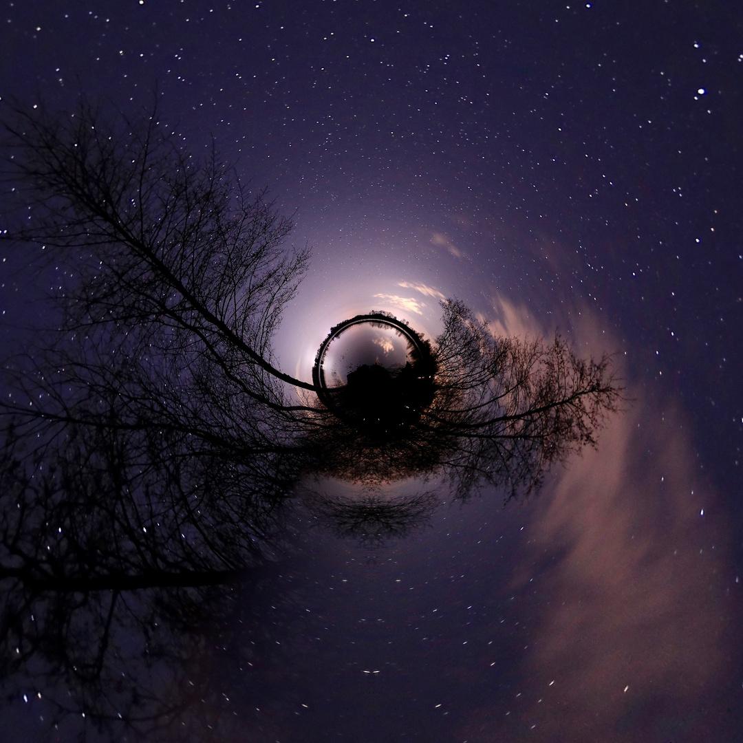 Meine kleine Welt der Sterne.