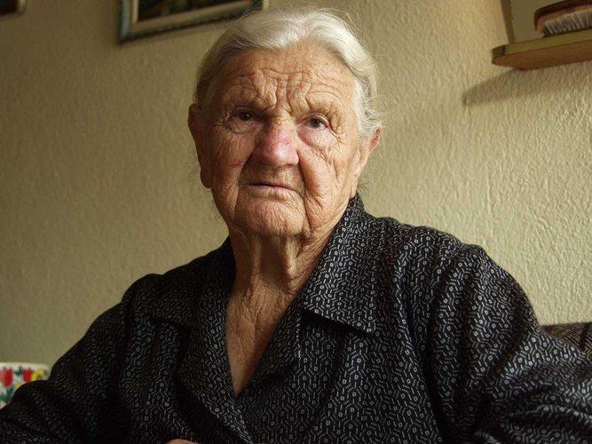 Meine letzte Oma