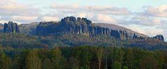 Meine Lieblingsberge neben den Tafelbergen sind immer schon die Schrammsteine...