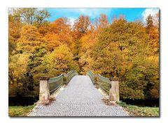 meine lieblingsbrücke in meiningen ...