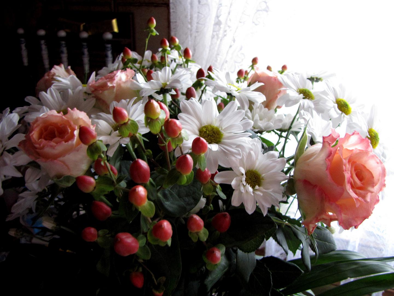 Meine Mittwochsblumen für alle Fc Freunde