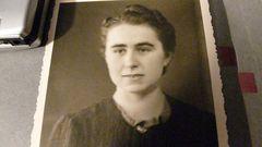 Meine Mutter 1940