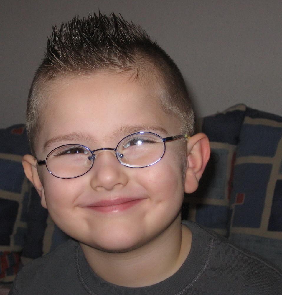 Meine Neue Frisur Von Vorne Foto Bild Kinder Kinder Ab 2
