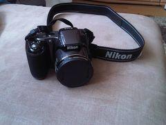 Meine neue Kamera eine Nikon Coolpix L810