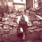 Meine neue Lederhose 1929