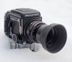 Meine neue M-Urmel auf dem Eis ...