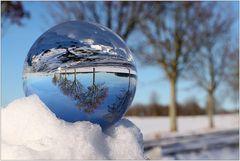 Meine Schneekugel...
