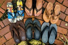 Meine Schuhkollektion