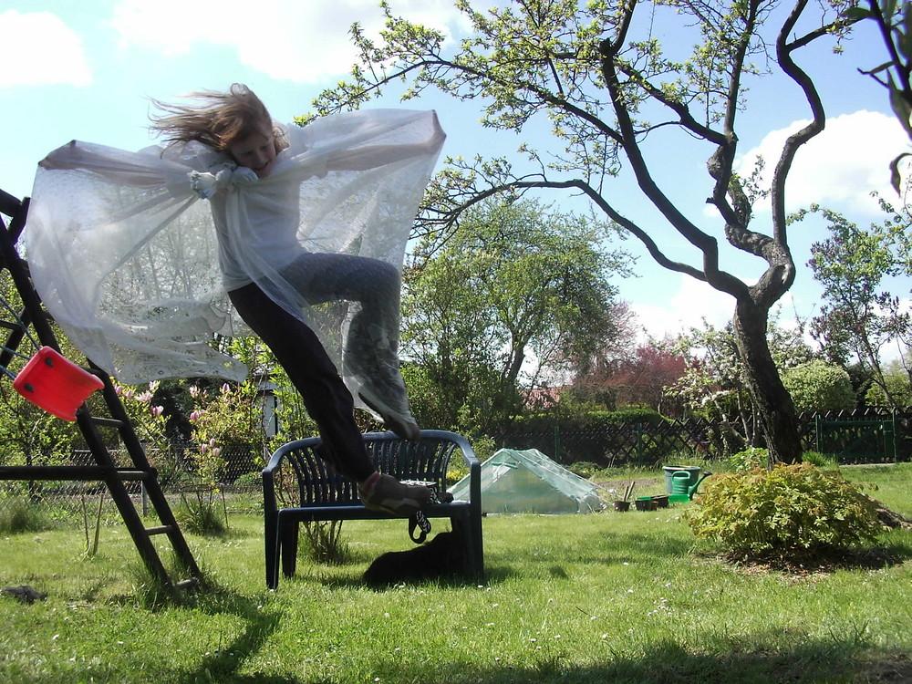 Meine Schwester der Engel :)