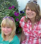 Meine Schwester und ich