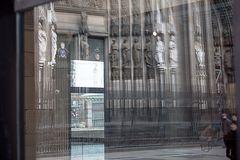 Meine Sicht auf den Kölner Dom