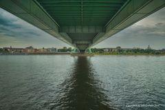 Meine Sichtweise der Severinsbrücke