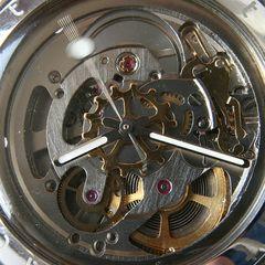 meine swatch automatic....