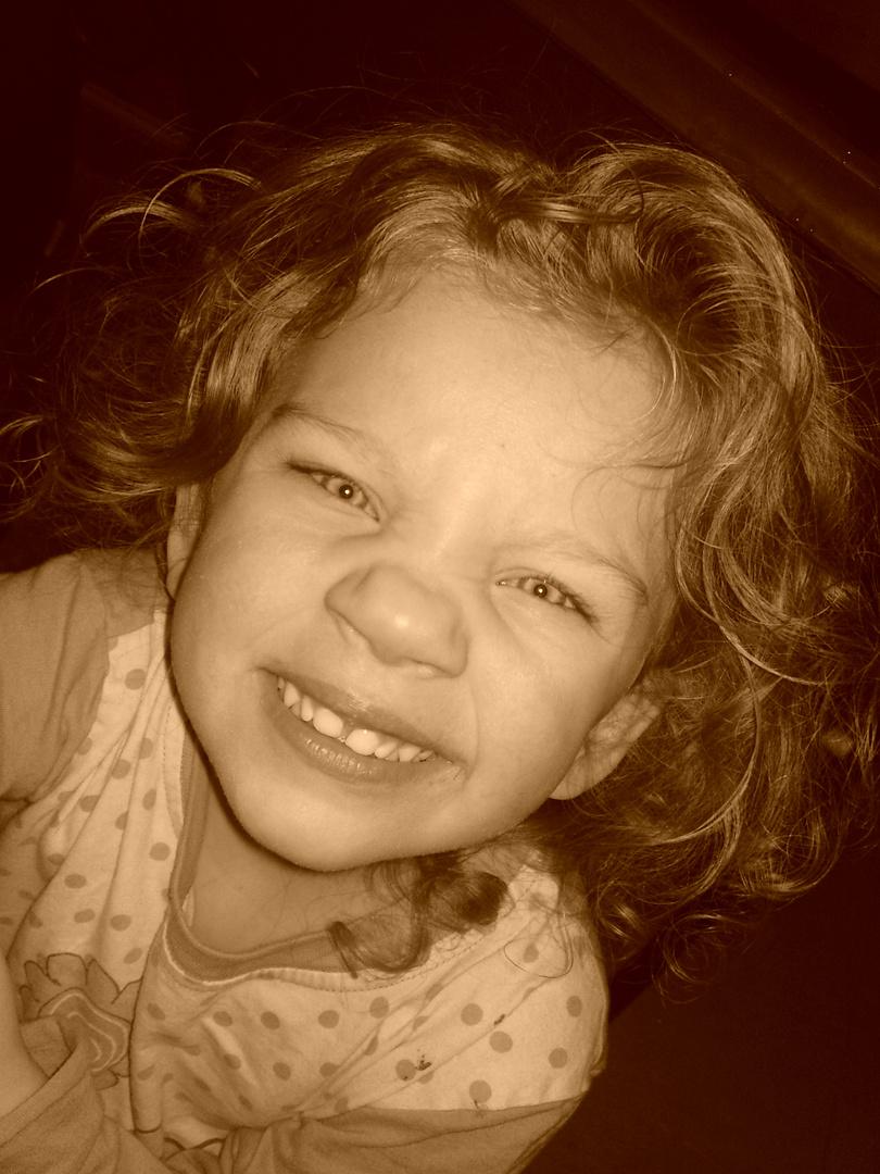 Meine Tochter Alisha