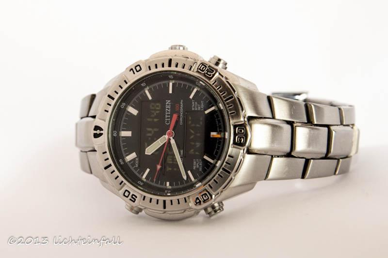 Meine treue Uhr