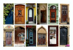 Meine Türen Sammlung