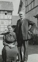 Meine Urgroßeltern