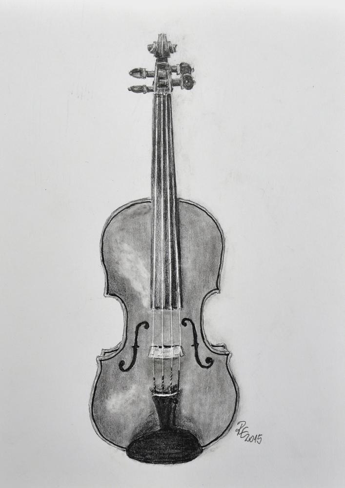 Meine Violine