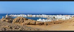 Meine weisse Stadt im Oman