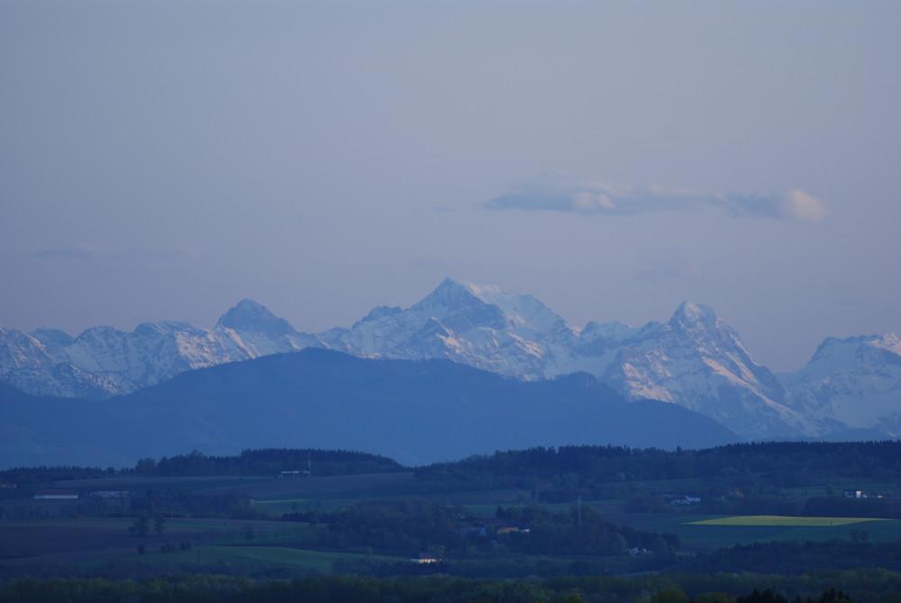 Meine wunderschönen Berge