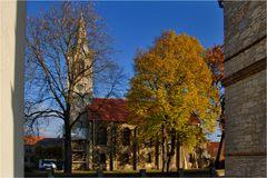 Meinen alten Kirchturm