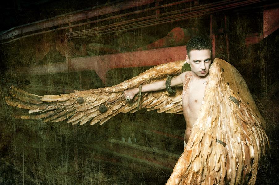 meiner Seele werden Flügel wachsen...