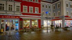 Meiningen, am Abend, 2 (Meiningen, por la noche, 2)