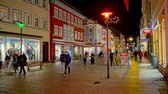Meiningen, am Abend (Meiningen, por la noche)