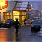 Meiningen, estamos yendo de compras (beim Einkaufen)