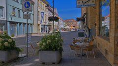 Meiningen, Fisch-Restaurant (Meiningen, restaurante de pescado)
