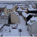 Meiningen, invierno en la ciudad III