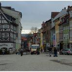 Meiningen, la plaza mayor (Meiningen, Marktplatz)