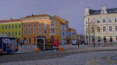 Meiningen, Marktplatz, 4 (Meiningen, plaza mayor, 4)