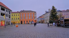 Meiningen, Marktplatz (Meiningen, plaza mayor)