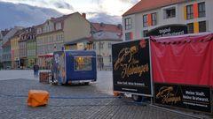 Meiningen, meine Stadt, meine Bratwurst (Meiningen, mi ciudad, mi salchicha frita)