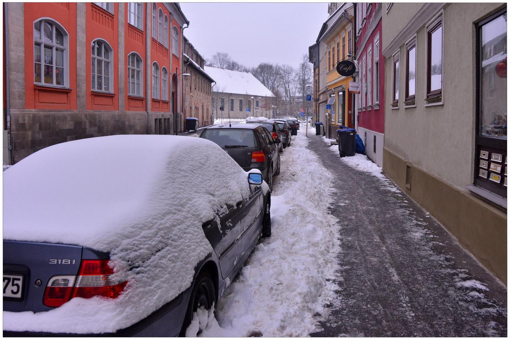 Meiningen, sensaciones invernales VIII