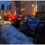 Meiningen, Winter in der Stadt III (invierno en la ciudad III)