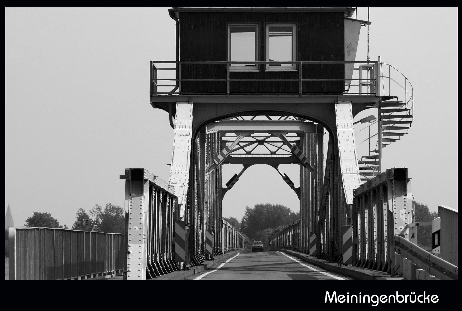 Meiningenbrücke / Zingst