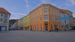 Meiningen,Markt (Meiningen, plaza mayor)