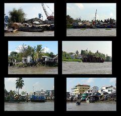 Mekong Delta - von Can Tho nach Cai Rang - 4