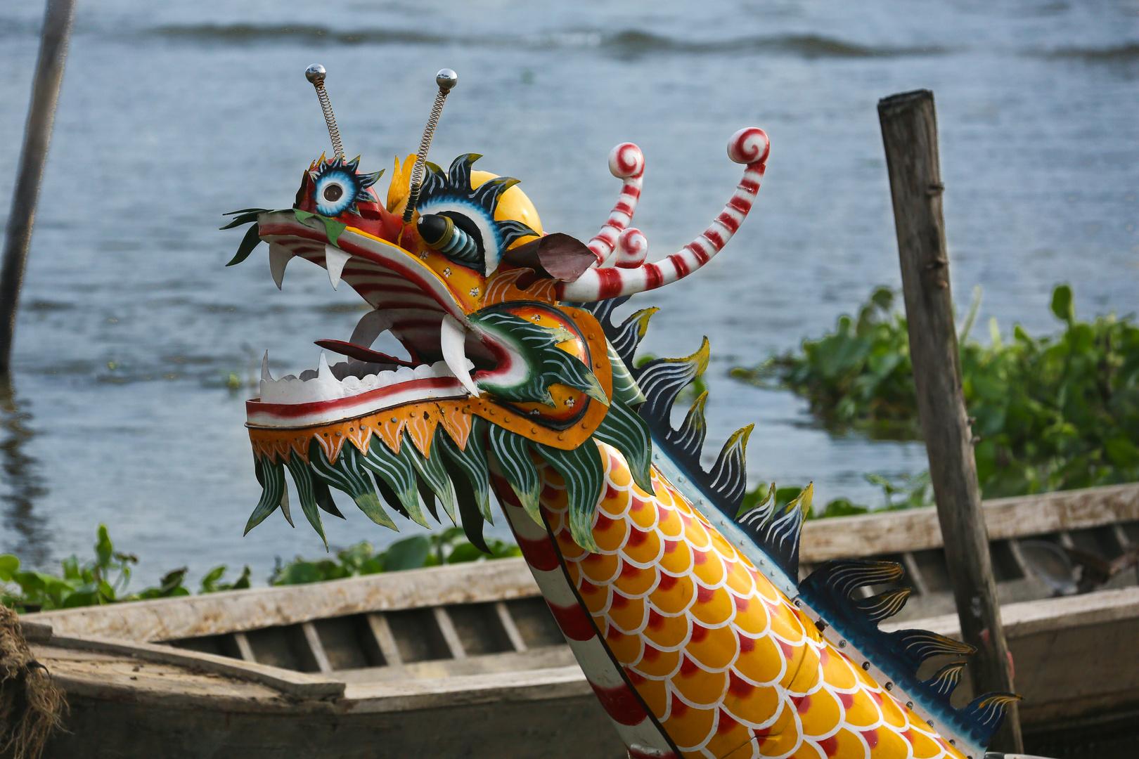 Mekong, Drache