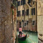 Melancholy in Venise