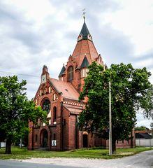 Melanchthon Kirche in Dessau