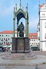Melanchthondenkmal in Lutherstadt Wittenberg