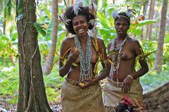 Melanesien Flirt