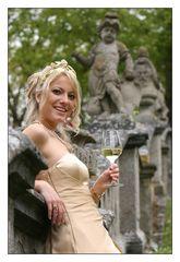 Melanie, Frankens Weinkönigin (II)