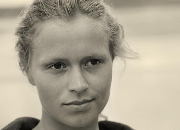 Melanie @ Hendaye/France