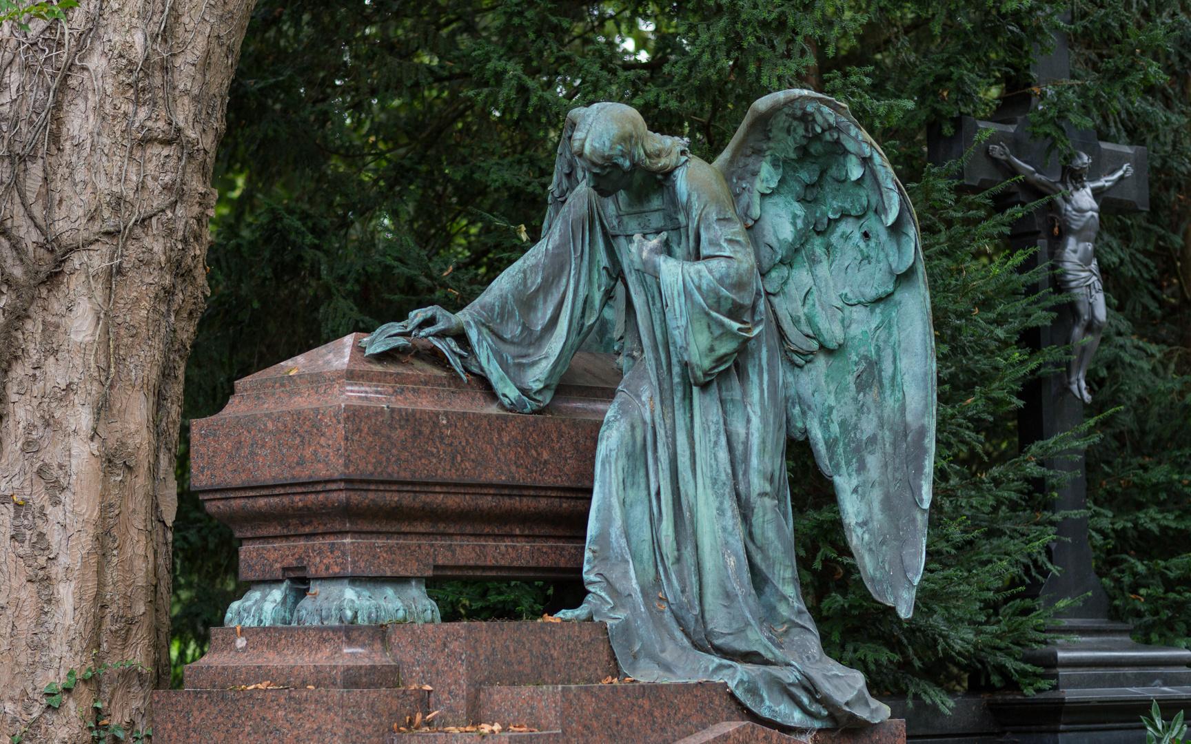 Melaten Friedhof Köln-V03