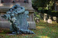 Melaten Friedhof Köln-V04